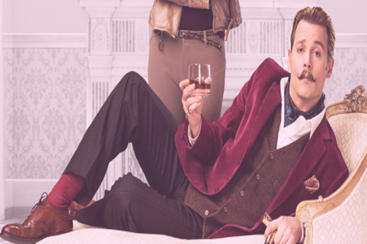 Mortdecai. Why is everyone hating on it?! graphic