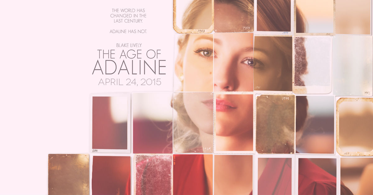The Age of Adaline Movie Review graphic