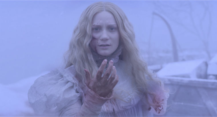 Movie Review: Crimson Peak graphic