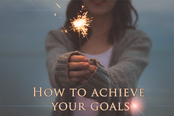 How to Achieve All Your Goals in 2016 + Printable graphic