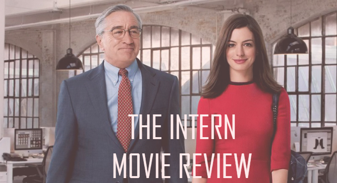 Movie Review: The Intern graphic