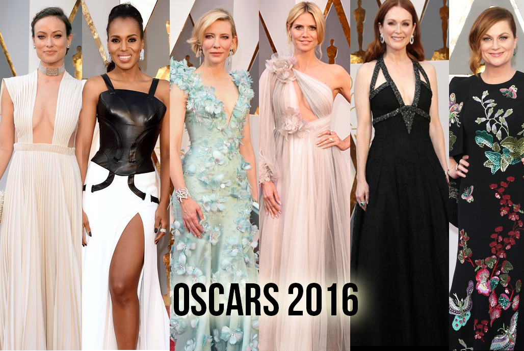 OSCARS 2016 Dresses: Loved, Hated and Ifs graphic