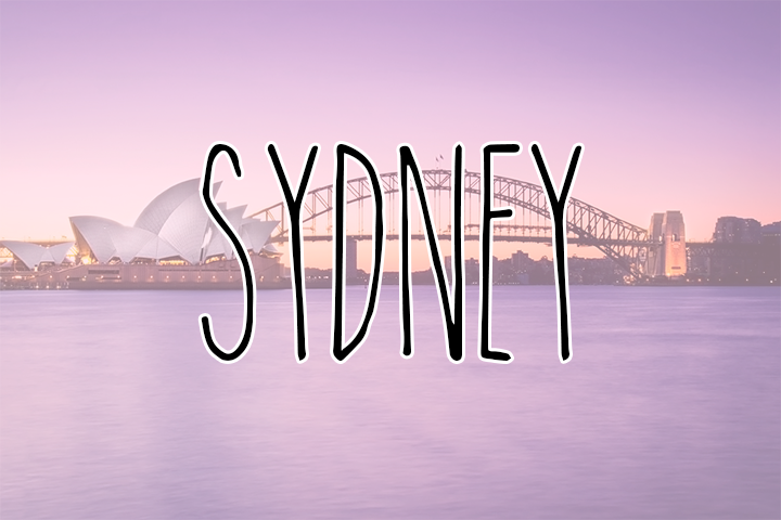 6 Best Places to Visit in Sydney graphic