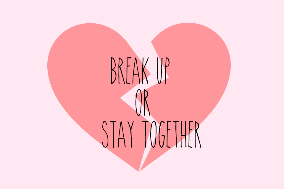 Quiz: Should you Break Up or Stay Together? graphic