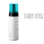 From Pasty White to Tan? St. Tropez REVIEW!