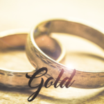 G is for… Gold