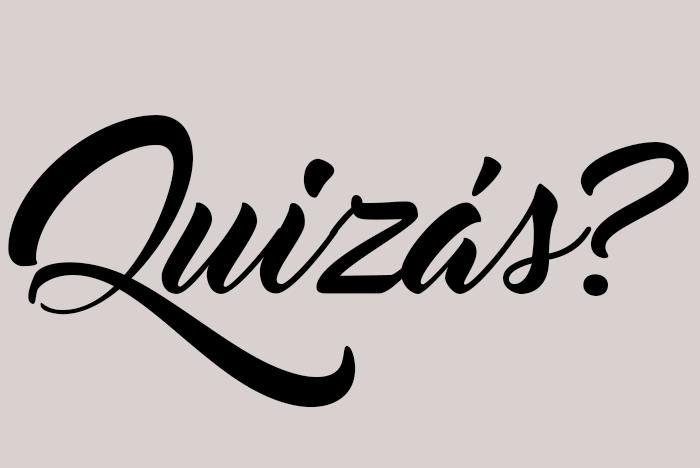 Q is for… Quizás, Quizás, Quizás graphic