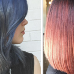 Low Key Colored Hair Trend
