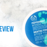 The Body Shop Peppermint Foot Treatment Rescue REVIEW