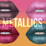 Trending: Metallic Lips!