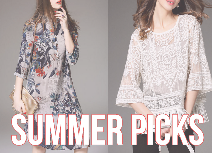 Summer 2016 Fashion Picks From Stylewe* graphic