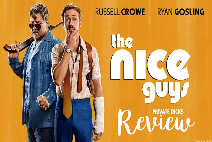 "Move Review: ""The Nice Guys"" Comedic Action! graphic"
