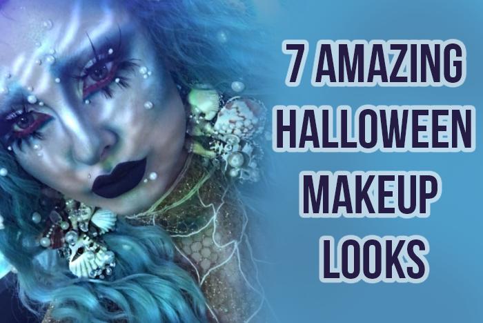 Incredible Halloween Makeup looks! graphic