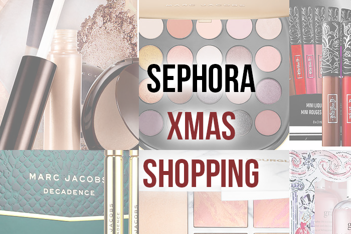 Sephora Gift Guide By Price Point. The best for everyone!
