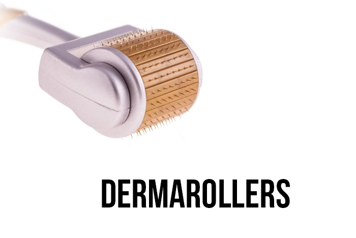 Using a Dermaroller + Tips & Why graphic