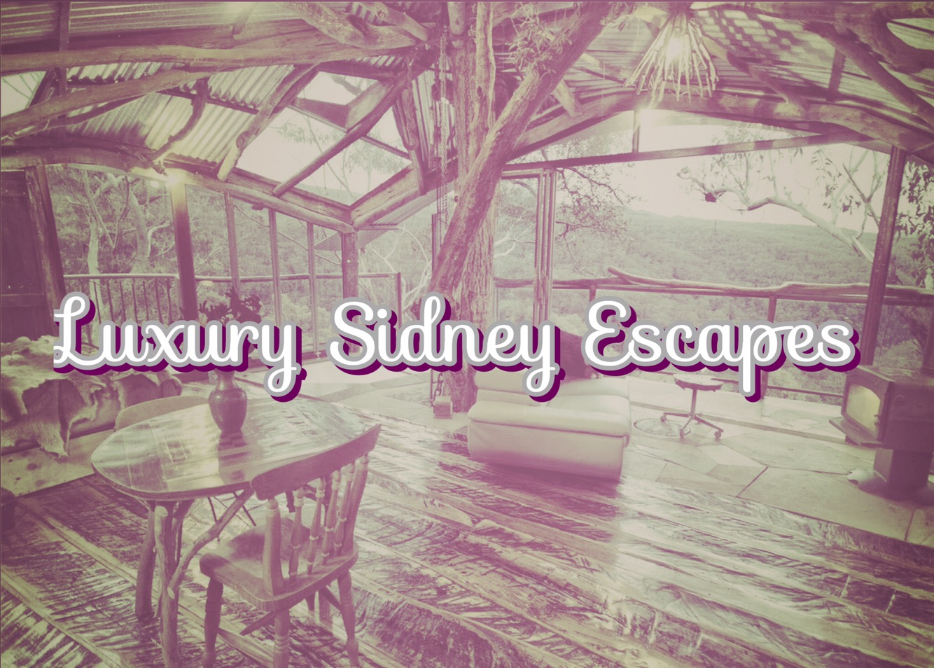 Top 5 Luxury Escapes from Sydney graphic